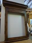 Mock Wooden Frames