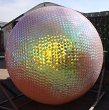 Giant Dichroic Sphere